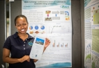 Carol Wins CHE Poster Prize EBE PG Expo 2018